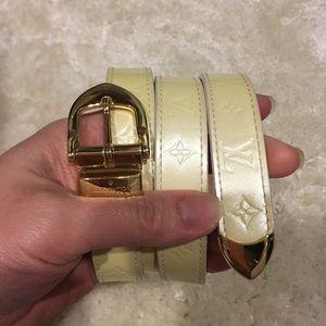 Accessories - Authentic Louis Vuitton belt